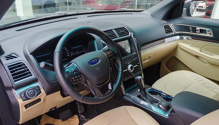 Ford Explorer | Ford Explorer Cần Thơ