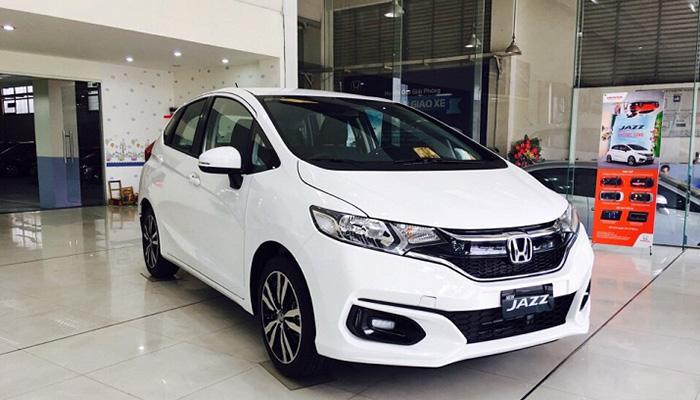 Honda Jazz | Honda Jazz Kien Giang