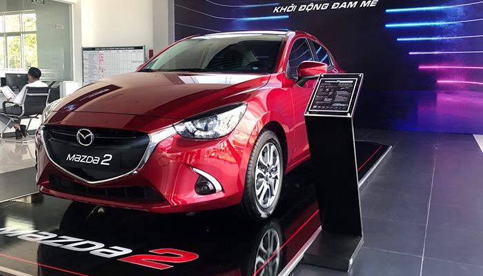 Mazda 2   Mazda 2 Cần Thơ