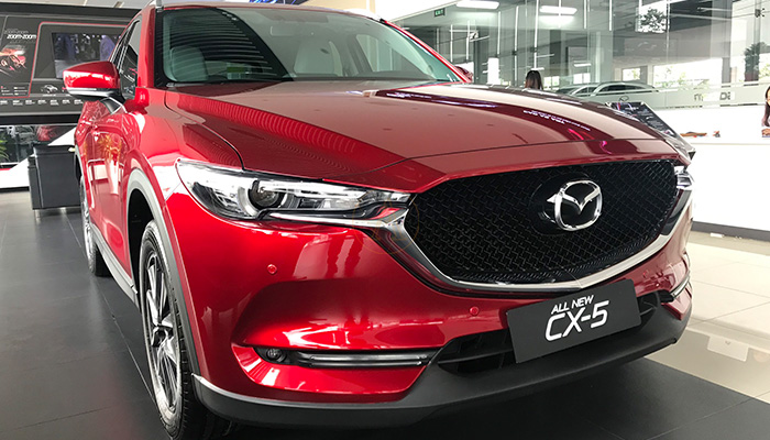 Mazda CX-5 | Mazda CX-5 Cần Thơ