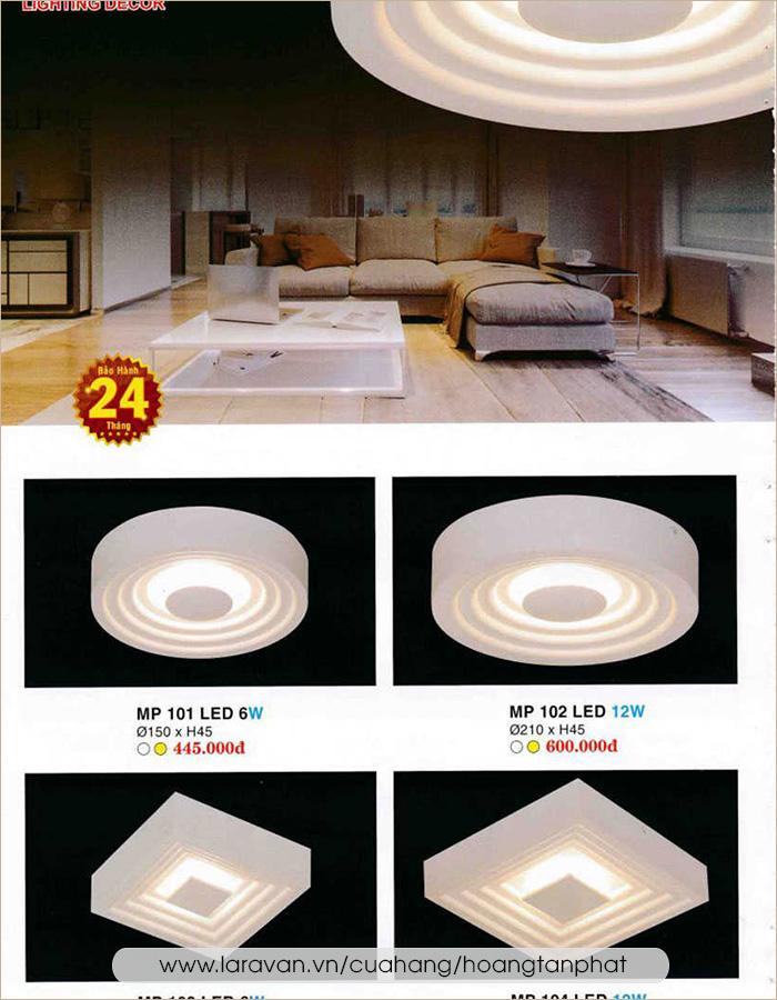 Đèn Âm Trần | Đèn Led Âm Dưới Nước