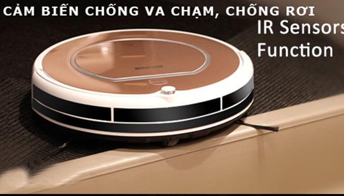Robot Hút Bụi Lau Nhà Thông Minh Cen 540 MI | Robot Hút Bụi Lau Nhà Thông Minh Cen 540 MI Cần Thơ