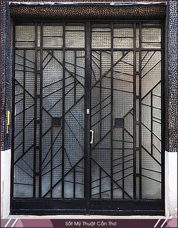 Cửa Sắt Cổng Sắt 2 Cánh 4 Cánh | Cửa Sắt Cổng Sắt 2 Cánh 4 Cánh Cần Thơ