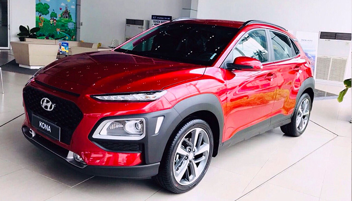 Hyundai Kona | Hyundai Kona Cần Thơ | Hyundai Kona Tây Đô