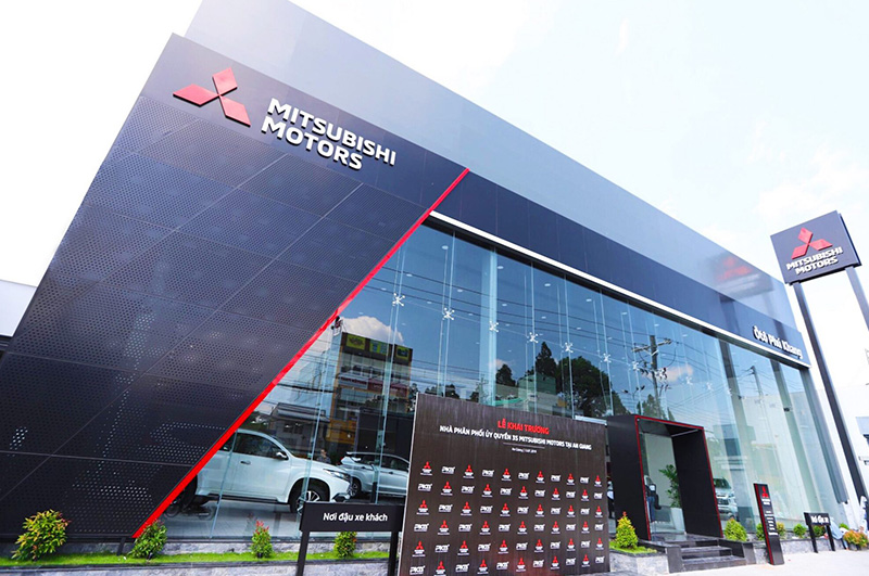Mitsubishi Phú Khang | Mitsubishi Phú Khang An Giang