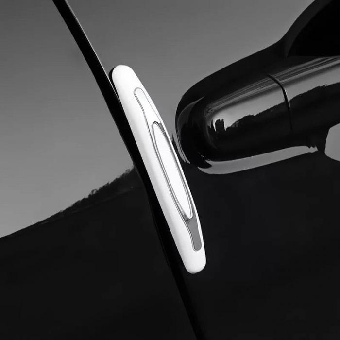 Bộ 4 miếng cao su cao cấp chống va đập cửa xe ô tô