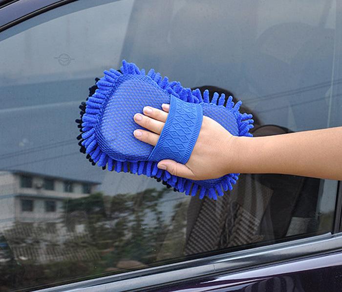 Bọt biển rửa xe ô tô chuyên dụng