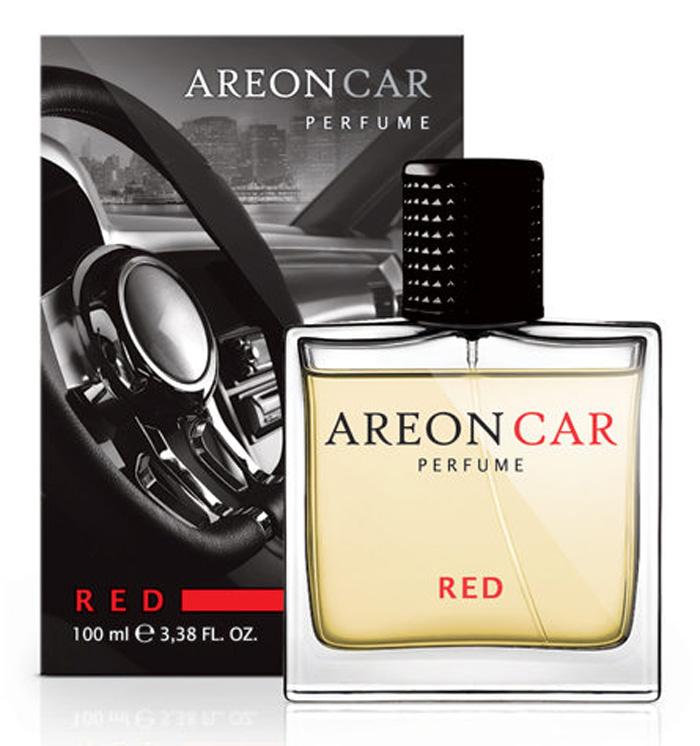 Nước hoa ô tô cao cấp AREON Car Red Perfume
