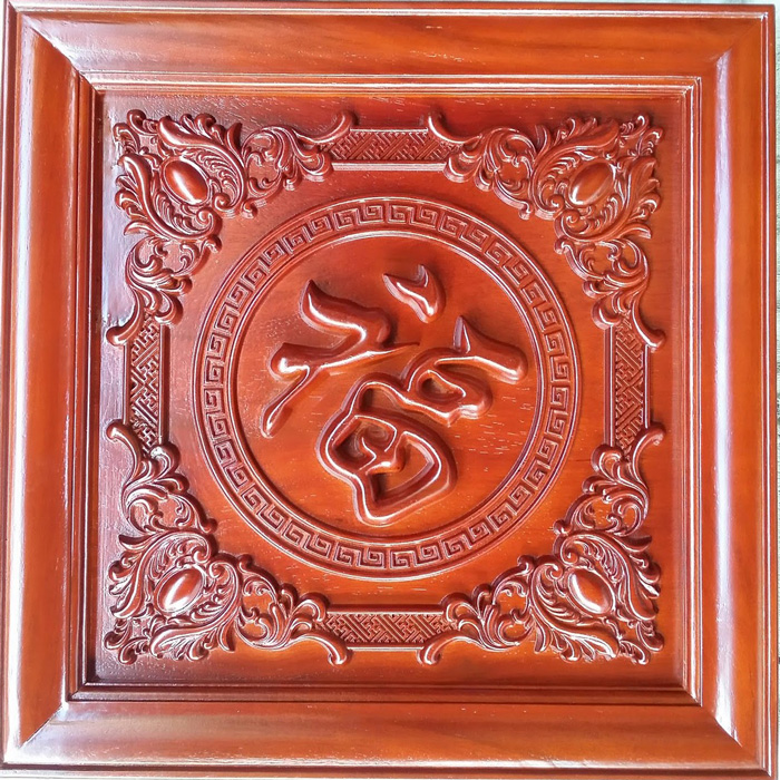 Tranh Gỗ Hương (Lào) Qúy Hiếm