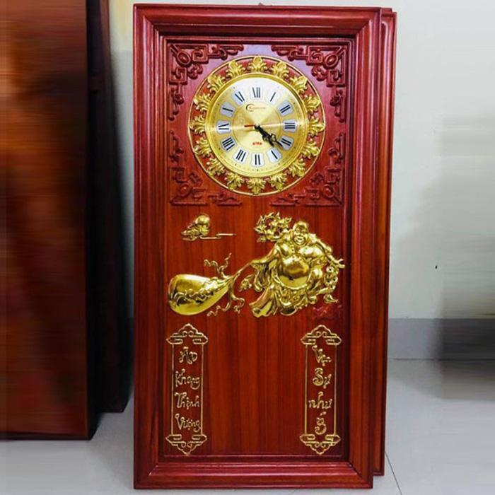 Tranh Lịch Đồng Hồ Di Lạc