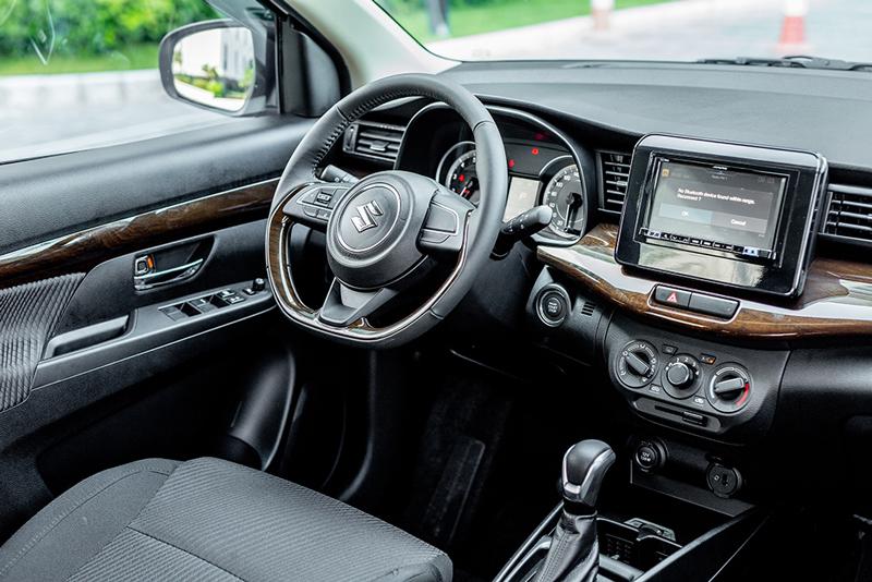 Suzuki Ertiga GLX Cần Thơ