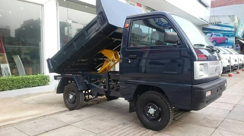 Suzuki Super Carry Truck Thùng Ben