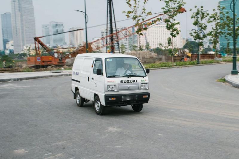 Suzuki Super Carry Van
