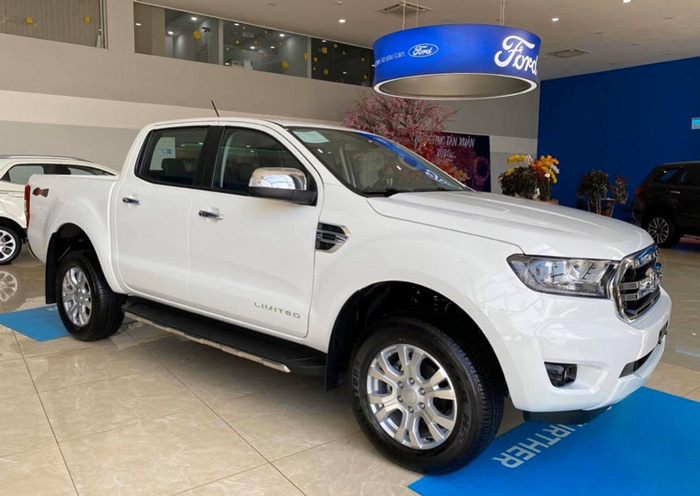 Ford Ranger XLT Limited 4×4 AT 2020