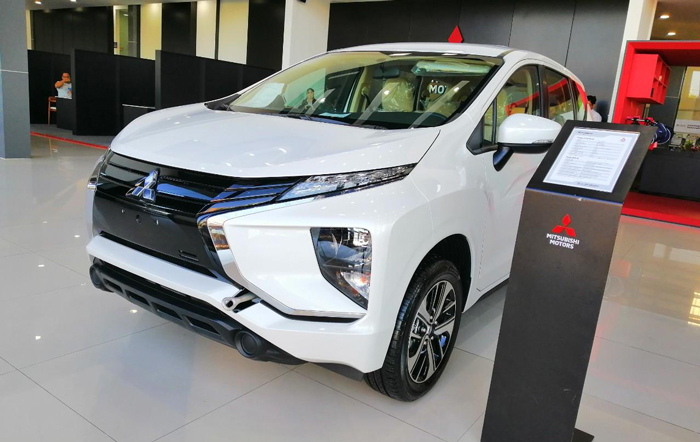Mitsubishi All New Xpander