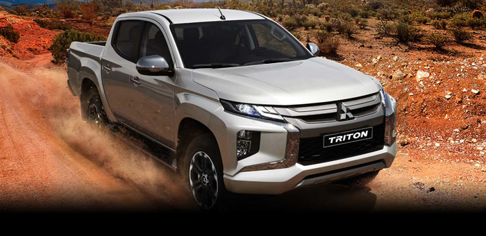 Mitsubishi New Triton