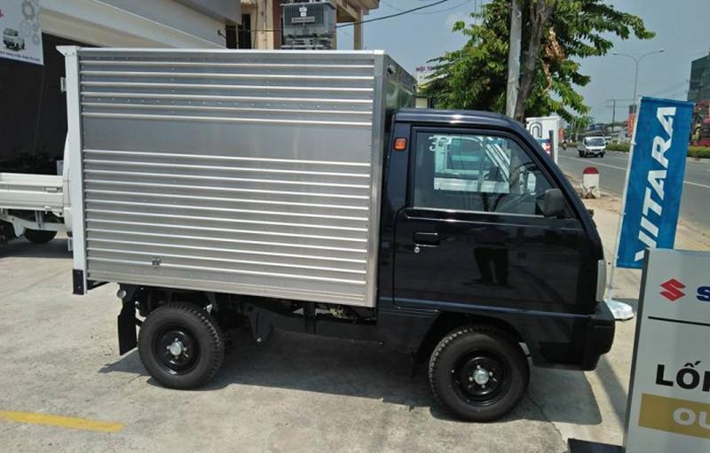 Suzuki Super Carry Truck Thùng Kín