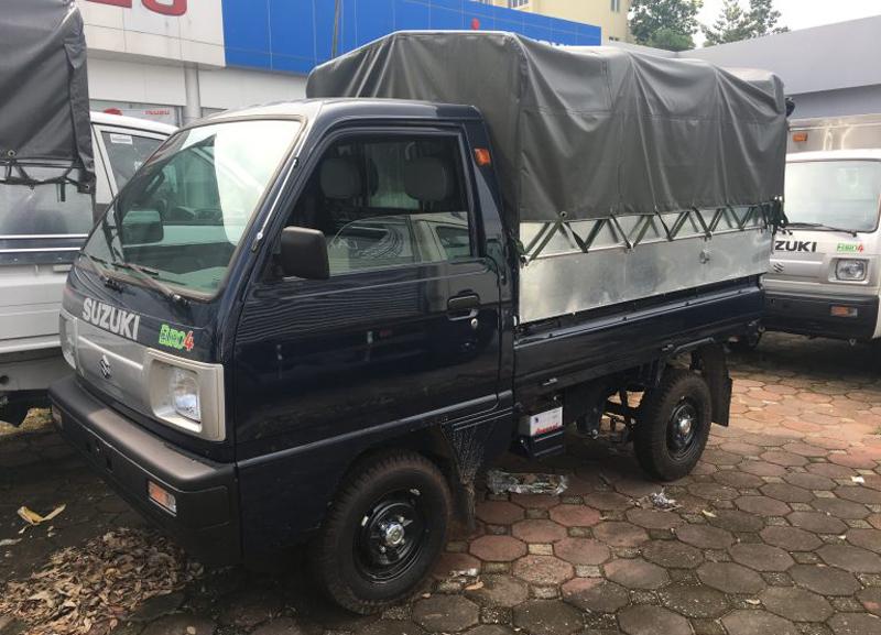 Suzuki Super Carry Truck Cần Thơ Thùng Mui Bạt