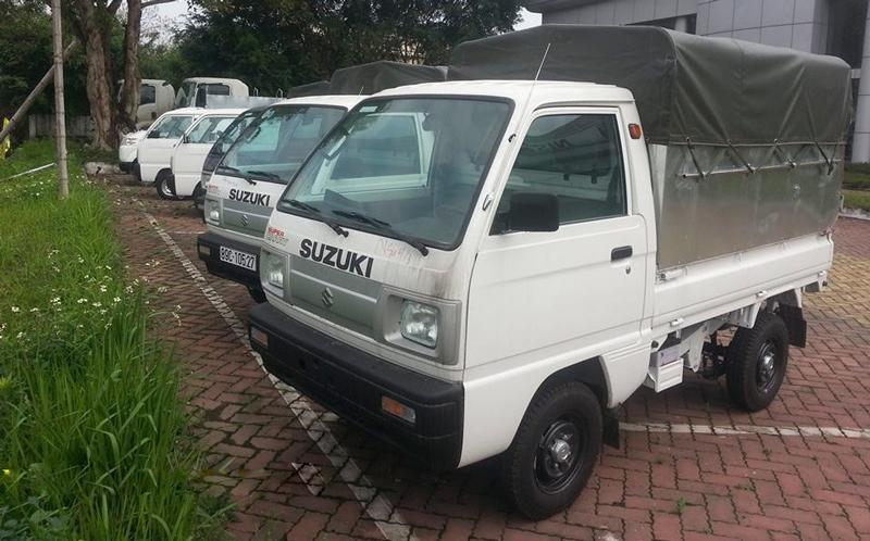 Suzuki Super Carry Truck Thùng Mui Bạt